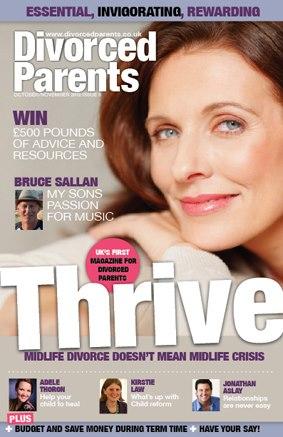Divorce Parents Magazine Online | The Naked Divorce