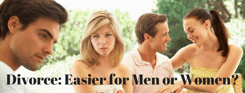 Divorce – easier for Men or Women?