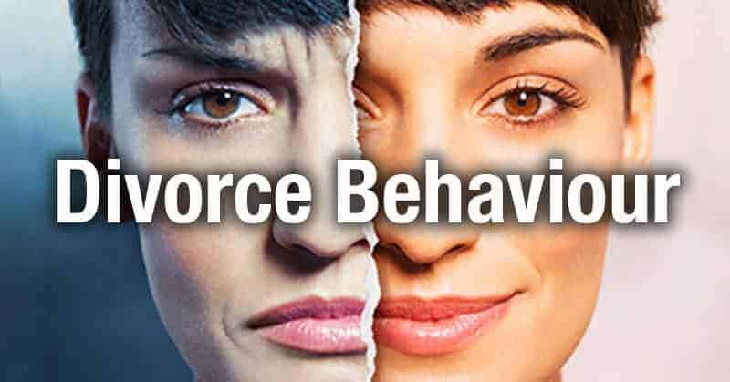 How to Behave After a Divorce