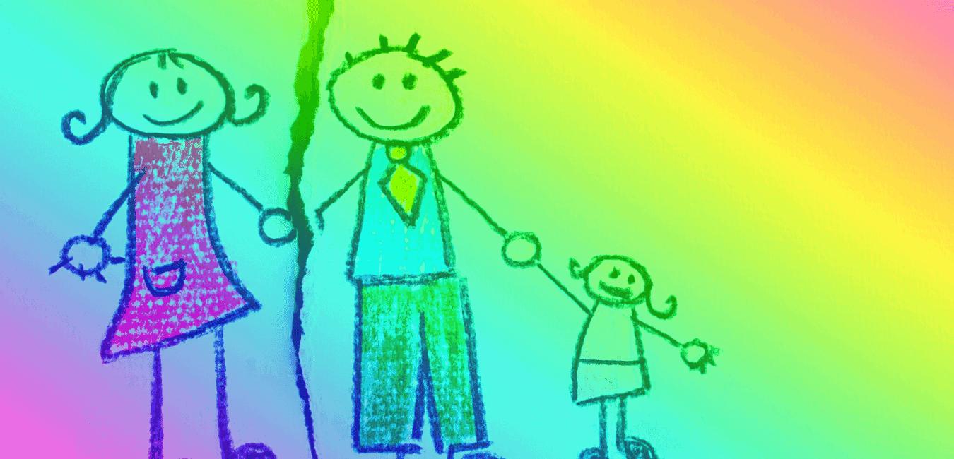 Naked Divorce Tell the Kids Program