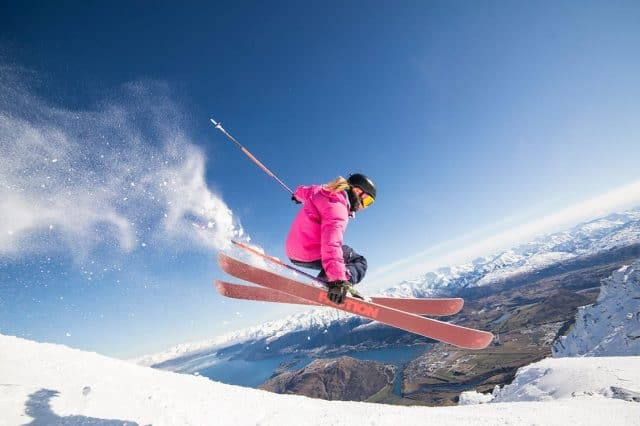 In the Winter season, take an optional trip to the Remarkables Ski area on Mount Hutt and enjoy a day in the snow