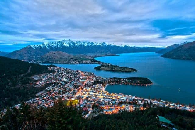 Queenstown is one of the most beautiful places in the world