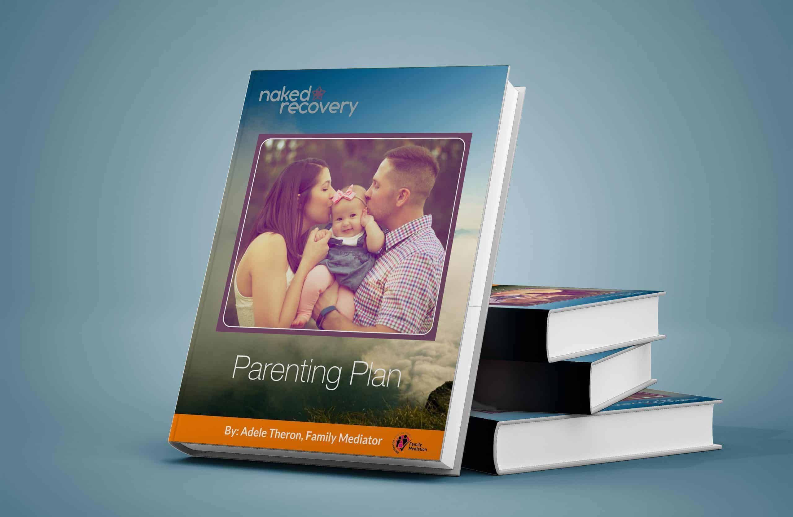 Naked Divorce Parenting Plan