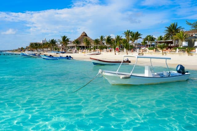 Naked Divorce in Puerto Morelos Mexico
